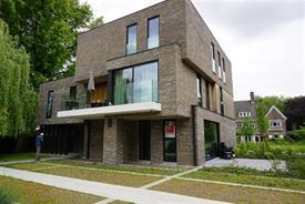 Nieuw gelijkvloersappartement met zonneterras en 1 slaapkamer