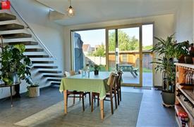 Nieuwbouw woning met tuin te huur in Gent