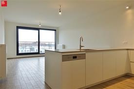 Prachtig nieuwbouw appartement met parkeerplaats te huur in Gent