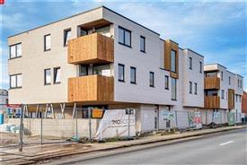 Lichtijk nieuwbouw appartement te koop te Sint-Niklaas nabij centrum