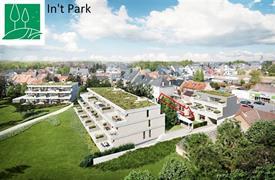 Zonnig gelijkvloersappartement met tuintje centrum Stekene