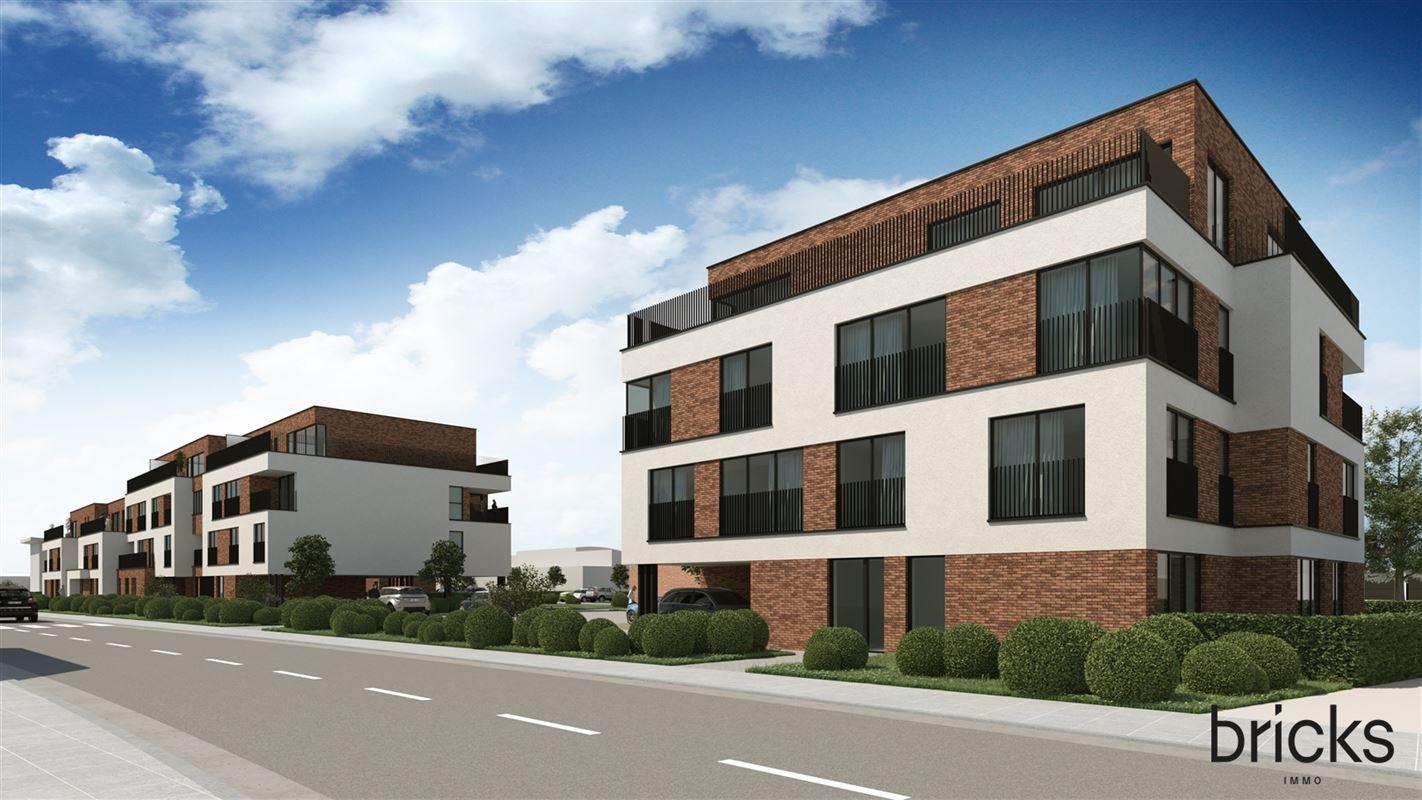 Foto 7 : Appartement te 9260 WICHELEN (België) - Prijs € 367.971