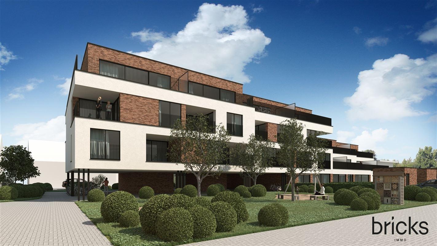 Foto 9 : Appartement te 9260 WICHELEN (België) - Prijs € 367.971