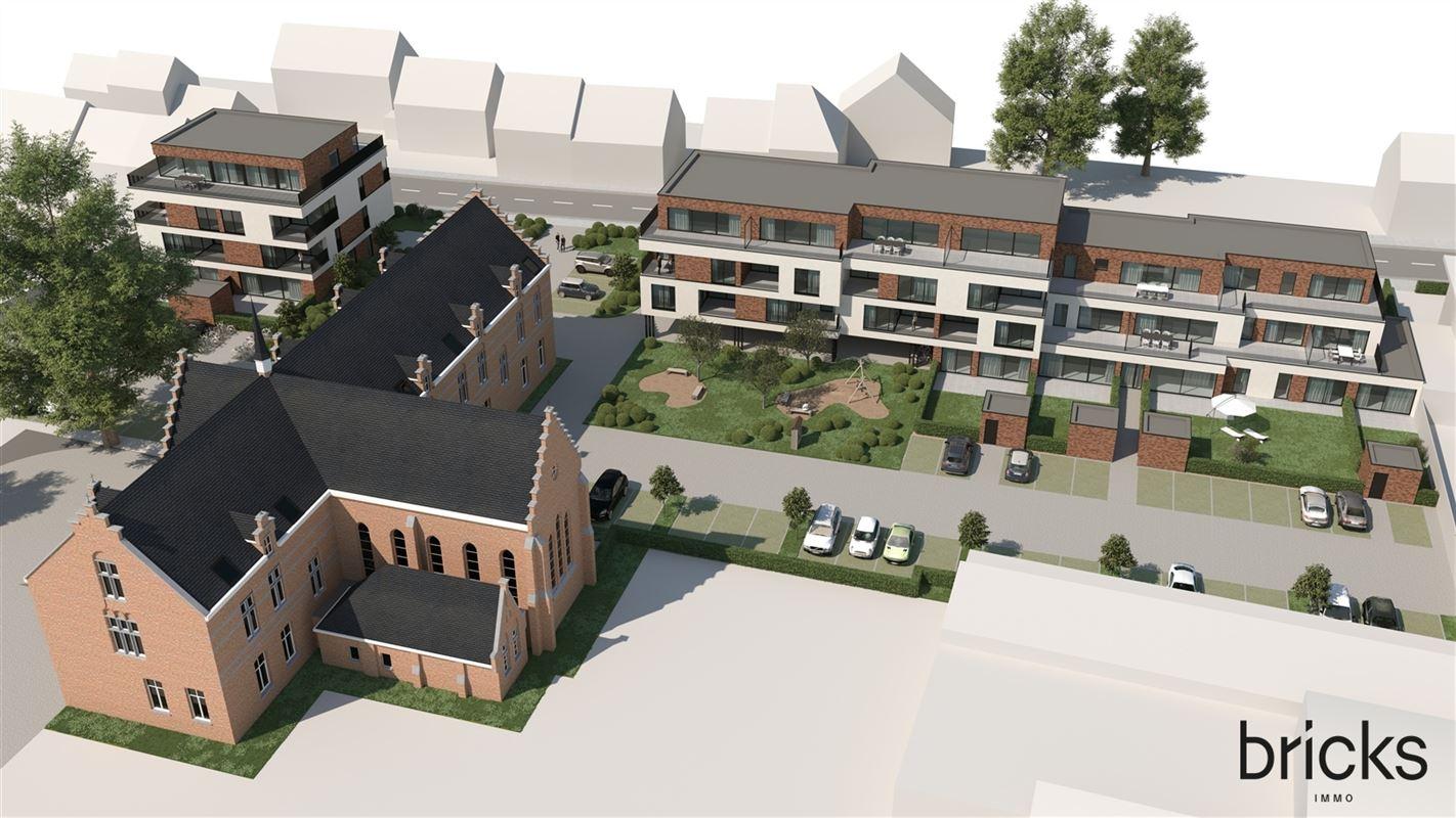 Foto 10 : Appartement te 9260 WICHELEN (België) - Prijs € 367.971