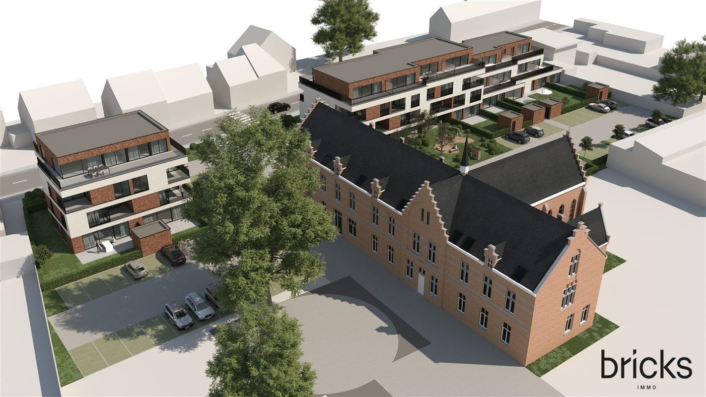 Foto 11 : Appartement te 9260 WICHELEN (België) - Prijs € 367.971