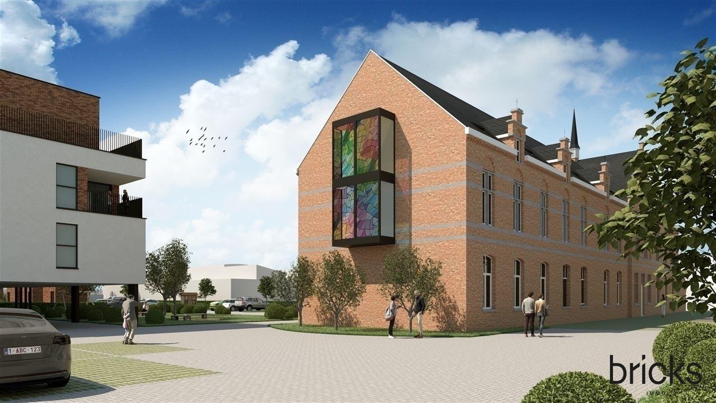 Foto 6 : Appartement te 9260 WICHELEN (België) - Prijs € 249.500