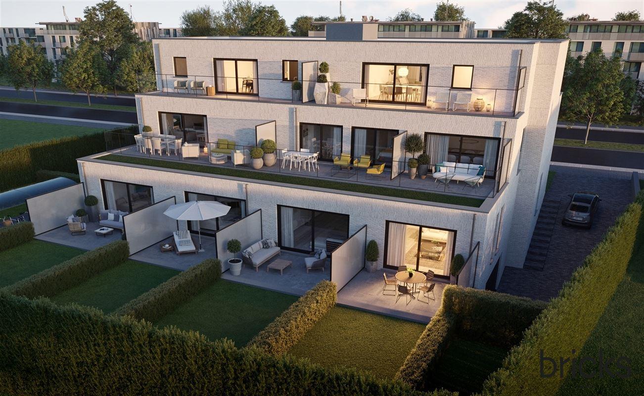 Foto 1 : Nieuwbouw appartement te 9300 AALST (België) - Prijs Prijs op aanvraag