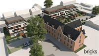Foto 2 : Nieuwbouw Residentie 't Oud Klooster te WICHELEN (9260) - Prijs Van € 215.000 tot € 367.971