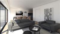 Foto 6 : Nieuwbouw Residentie 't Oud Klooster te WICHELEN (9260) - Prijs Van € 215.000 tot € 367.971