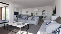 Foto 7 : Nieuwbouw Residentie 't Oud Klooster te WICHELEN (9260) - Prijs Van € 215.000 tot € 367.971