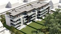 Foto 1 : Nieuwbouw Residentie Overhamme te AALST (9300) - Prijs Van € 337.400 tot € 424.500
