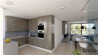 Foto 3 : Nieuwbouw Residentie Overhamme te AALST (9300) - Prijs Van € 337.400 tot € 424.500