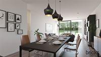 Foto 9 : Nieuwbouw Residentie Overhamme te AALST (9300) - Prijs Van € 337.400 tot € 424.500
