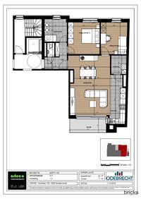 Foto 12 : Nieuwbouw Residentie North 160 te DENDERMONDE (9200) - Prijs