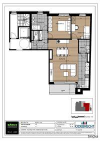Foto 9 : Nieuwbouw Residentie North 160 te DENDERMONDE (9200) - Prijs
