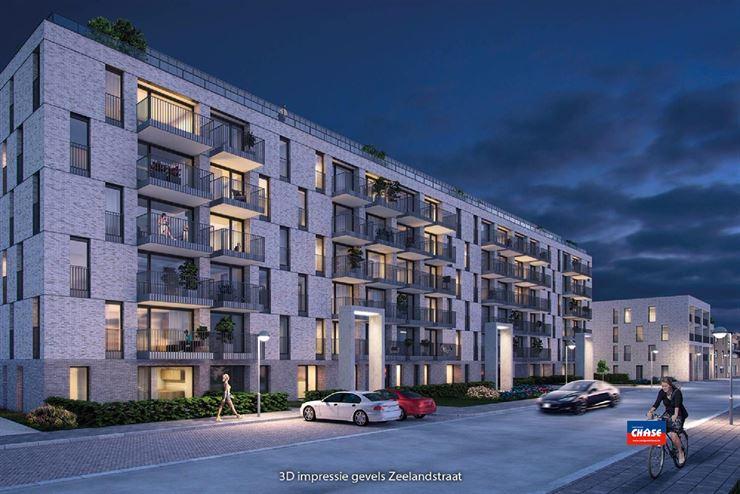 Foto 2 : Penthouse te 2660 Hoboken (België) - Prijs € 269.500