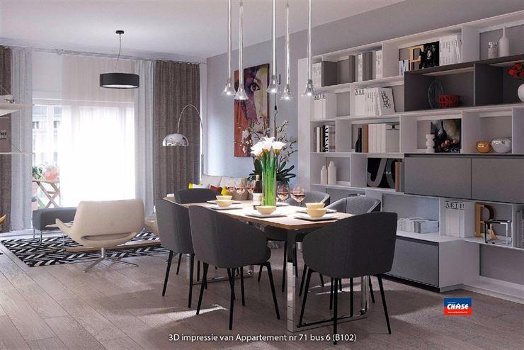 Foto 4 : Penthouse te 2660 Hoboken (België) - Prijs € 269.500