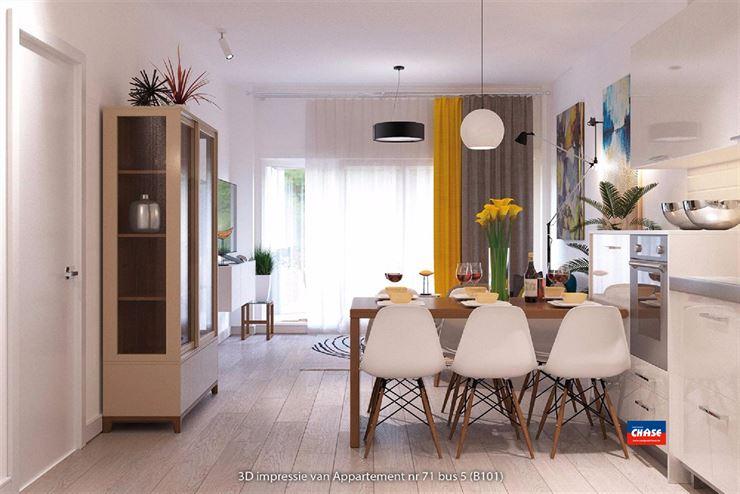 Foto 5 : Penthouse te 2660 Hoboken (België) - Prijs € 269.500