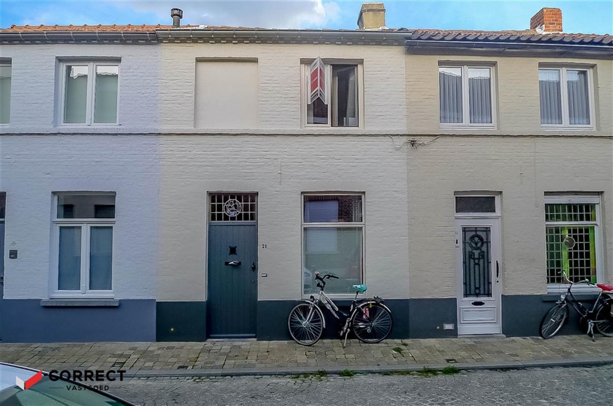 Vizierstraat 21 - BRUGGE
