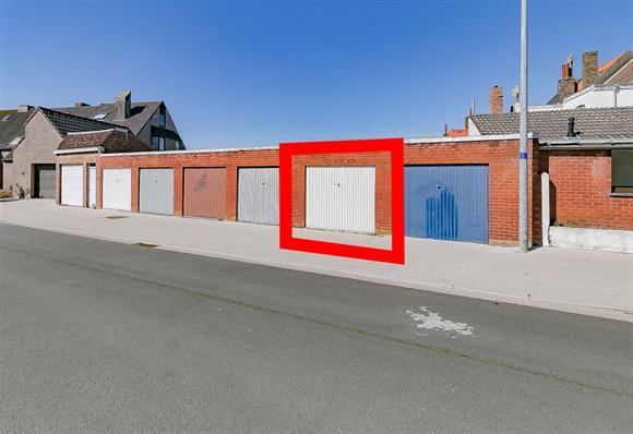 Parking/Garagebox te koop in BRUGGE