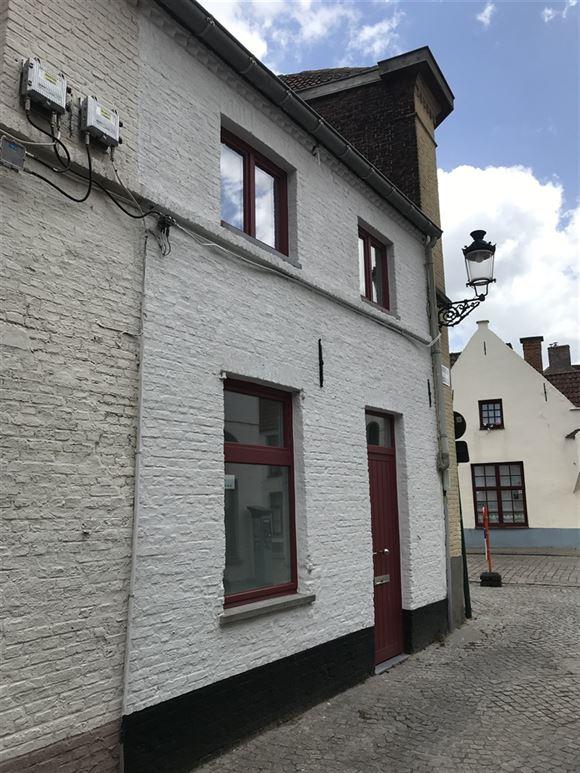 Stadswoning te huur in Brugge
