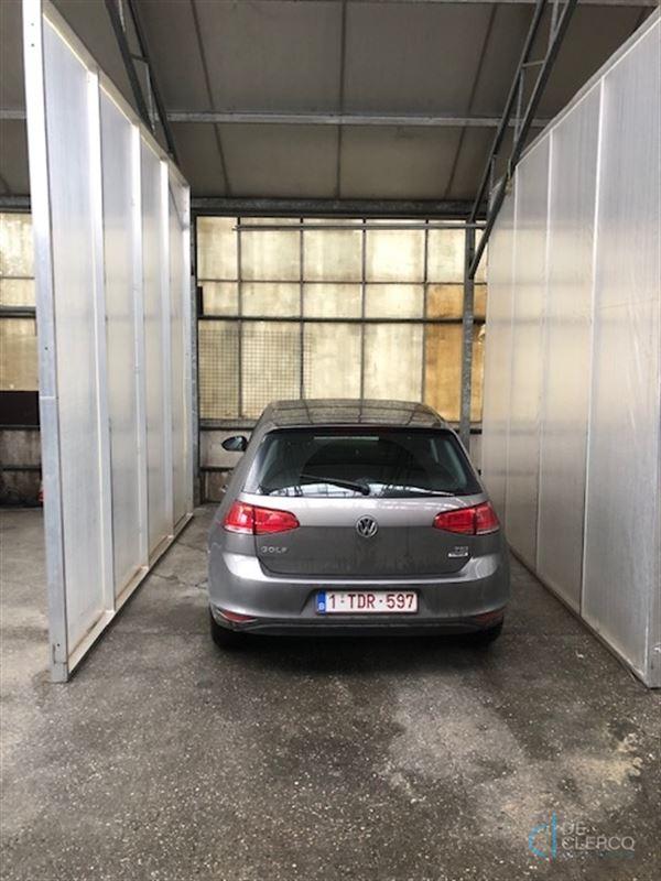 Foto 1 : Parking/Garagebox te 9080 LOCHRISTI (België) - Prijs € 40