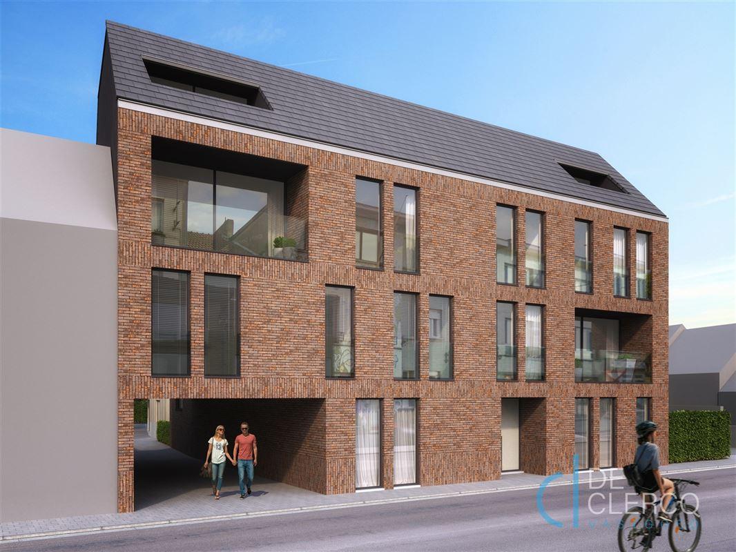 Foto 1 : Appartement te 9032 WONDELGEM (België) - Prijs € 295.000