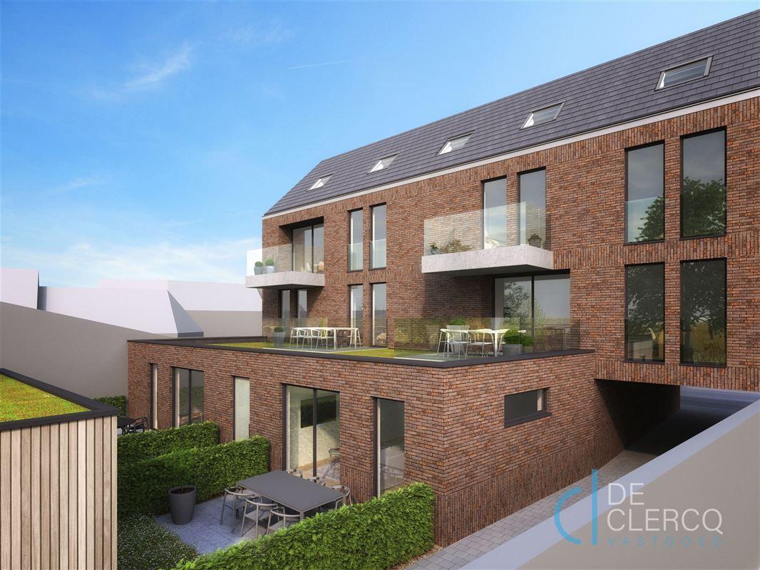 Foto 2 : Appartement te 9032 WONDELGEM (België) - Prijs € 220.000