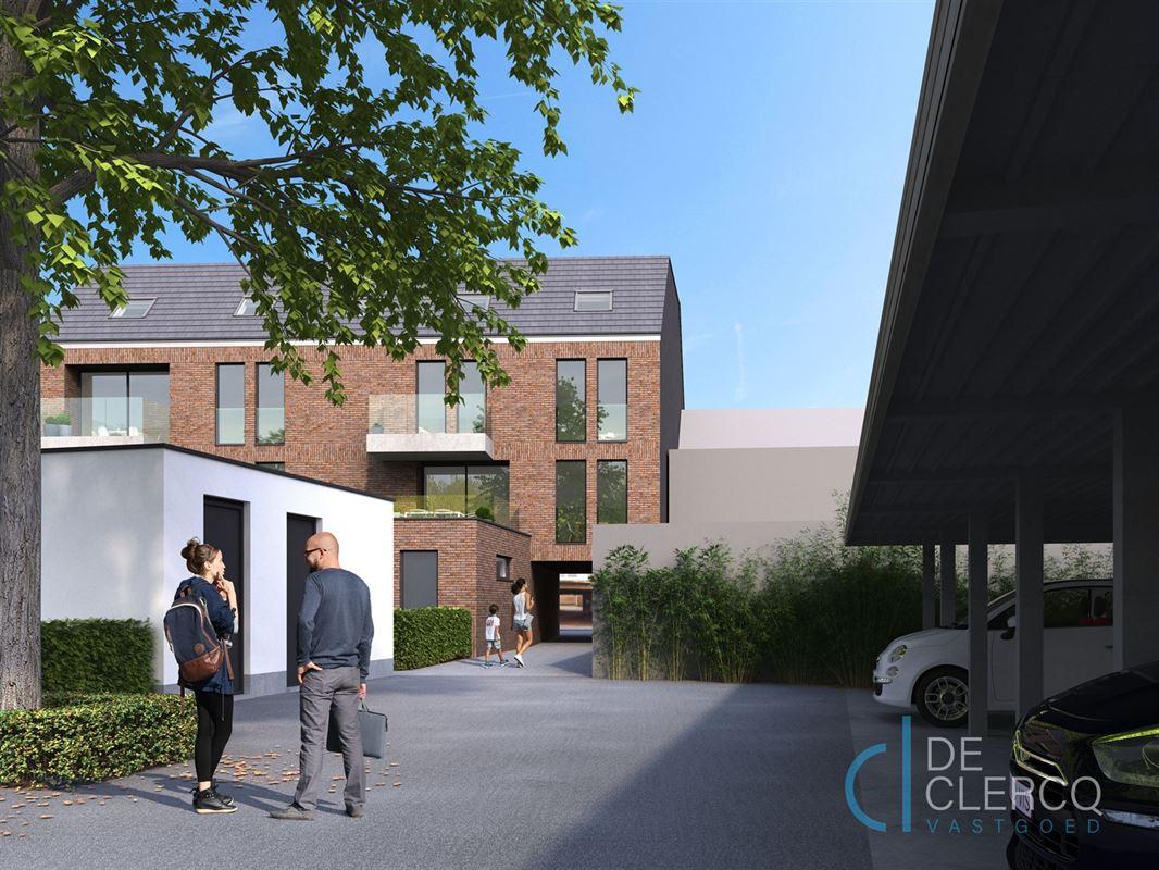 Foto 3 : Appartement te 9032 WONDELGEM (België) - Prijs € 220.000