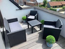 Penthouse te 9080 ZEVENEKEN (België) - Prijs € 825