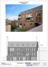 Foto 6 : Nieuwbouw Residentie Ter Beyl te WONDELGEM (9032) - Prijs Van € 220.000 tot € 330.000