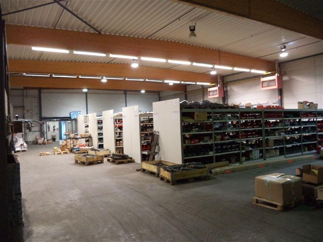 Foto 7 : Magazijn te 8890 DADIZELE (België) - Prijs € 1.344