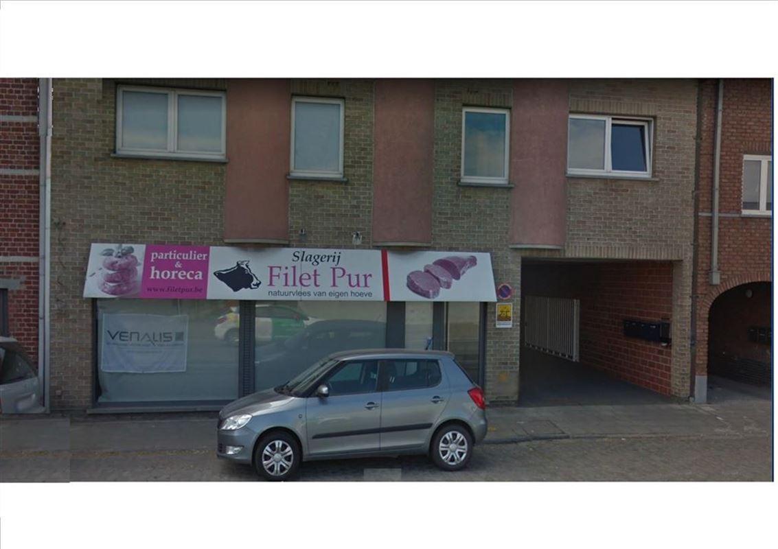 Foto 1 : Commercieel vastgoed te 8560 WEVELGEM (België) - Prijs € 185.000