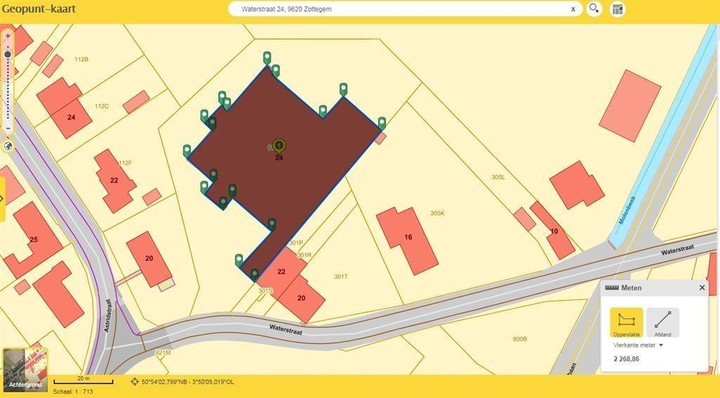 Foto 18 : Bedrijfsgebouwen te 9620 OOMBERGEN (België) - Prijs € 780.000
