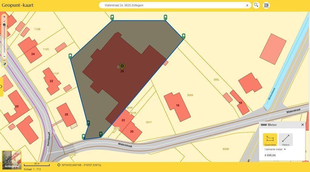 Foto 19 : Bedrijfsgebouwen te 9620 OOMBERGEN (België) - Prijs € 780.000
