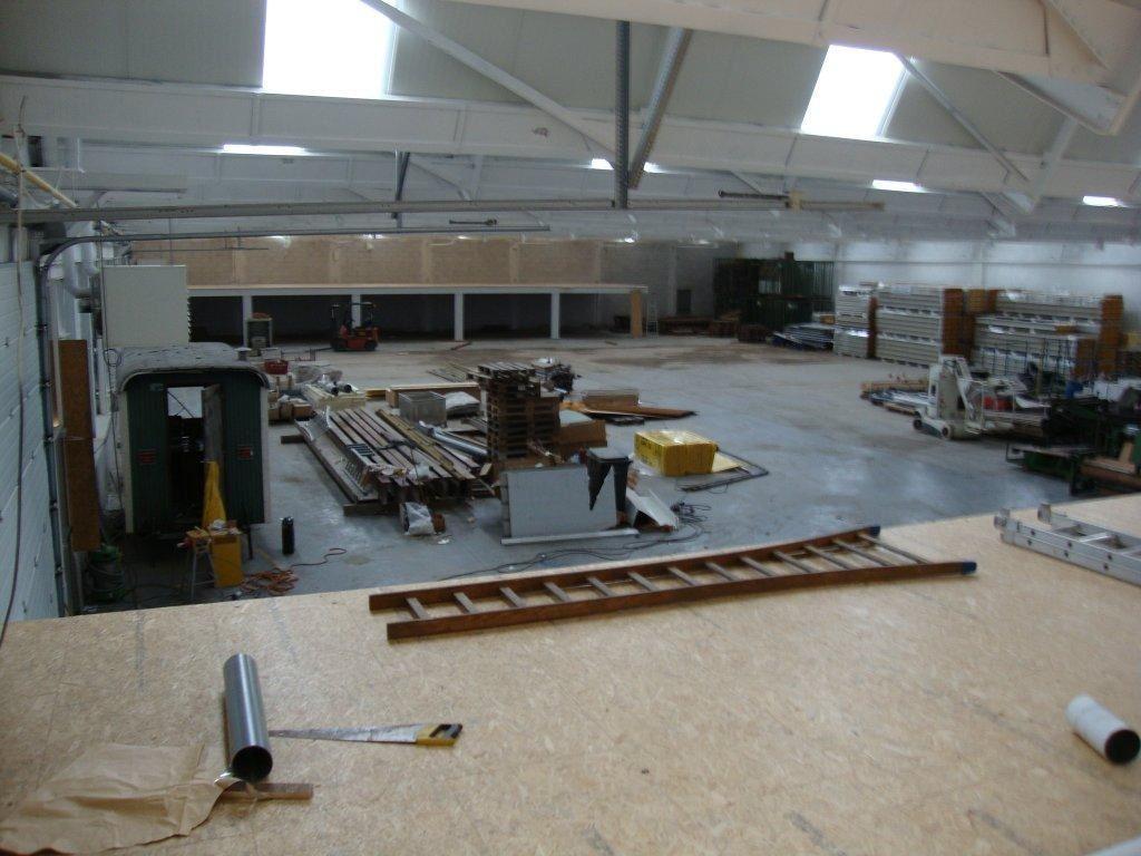 Foto 3 : Bedrijfsgebouwen te 7700 MOESKROEN (België) - Prijs € 2.400