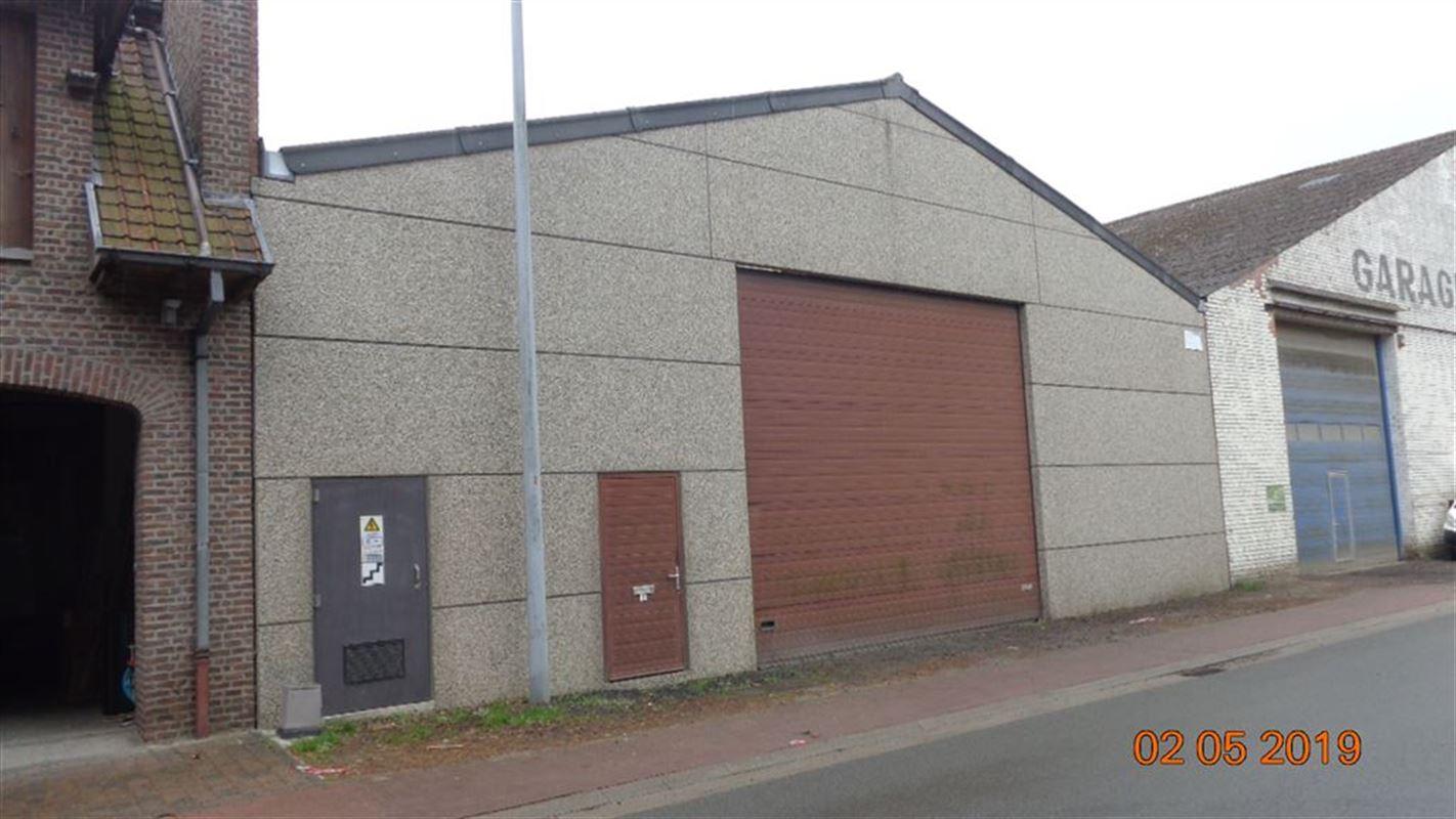 Foto 1 : Magazijn te 8791 BEVEREN-LEIE (België) - Prijs € 996.905