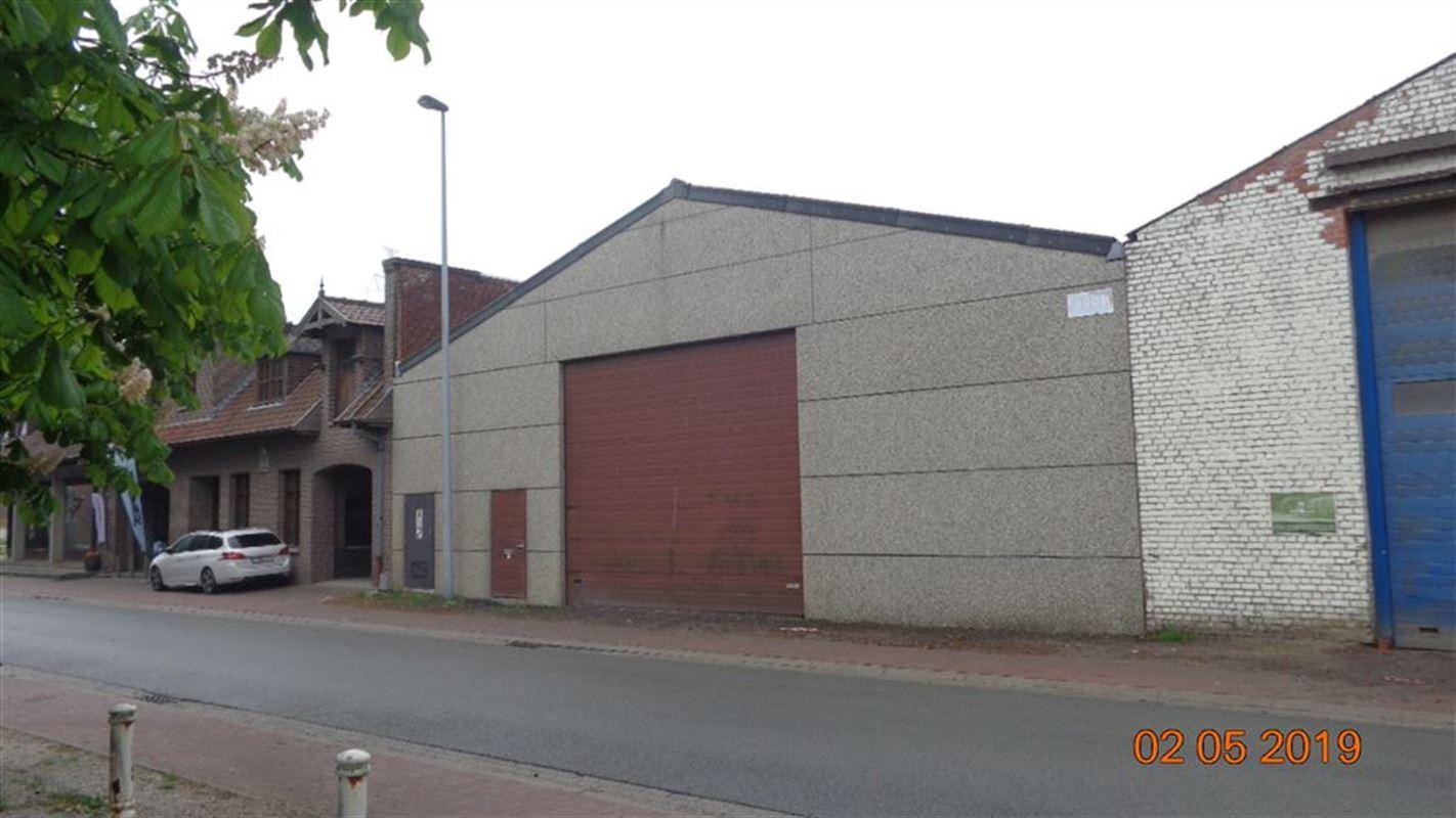Foto 2 : Magazijn te 8791 BEVEREN-LEIE (België) - Prijs € 996.905