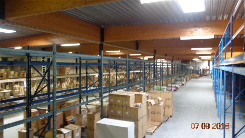 Foto 4 : Magazijn te 8552 MOEN (België) - Prijs € 2.400