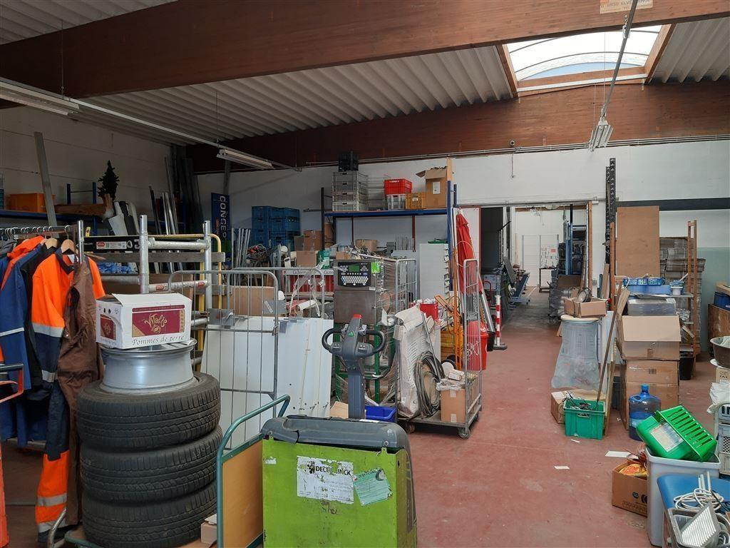 Foto 3 : Commercieel vastgoed te 7900 LEUZE-EN-HAINAUT (België) - Prijs € 2.700