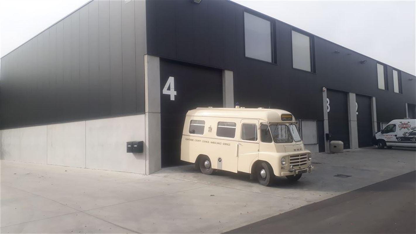 Foto 2 : Magazijn te 8940 GELUWE (België) - Prijs € 600