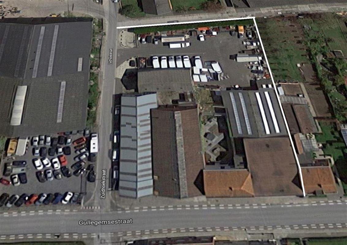 Foto 3 : Magazijn te 8880 SINT-ELOOIS-WINKEL (België) - Prijs € 1.300.000