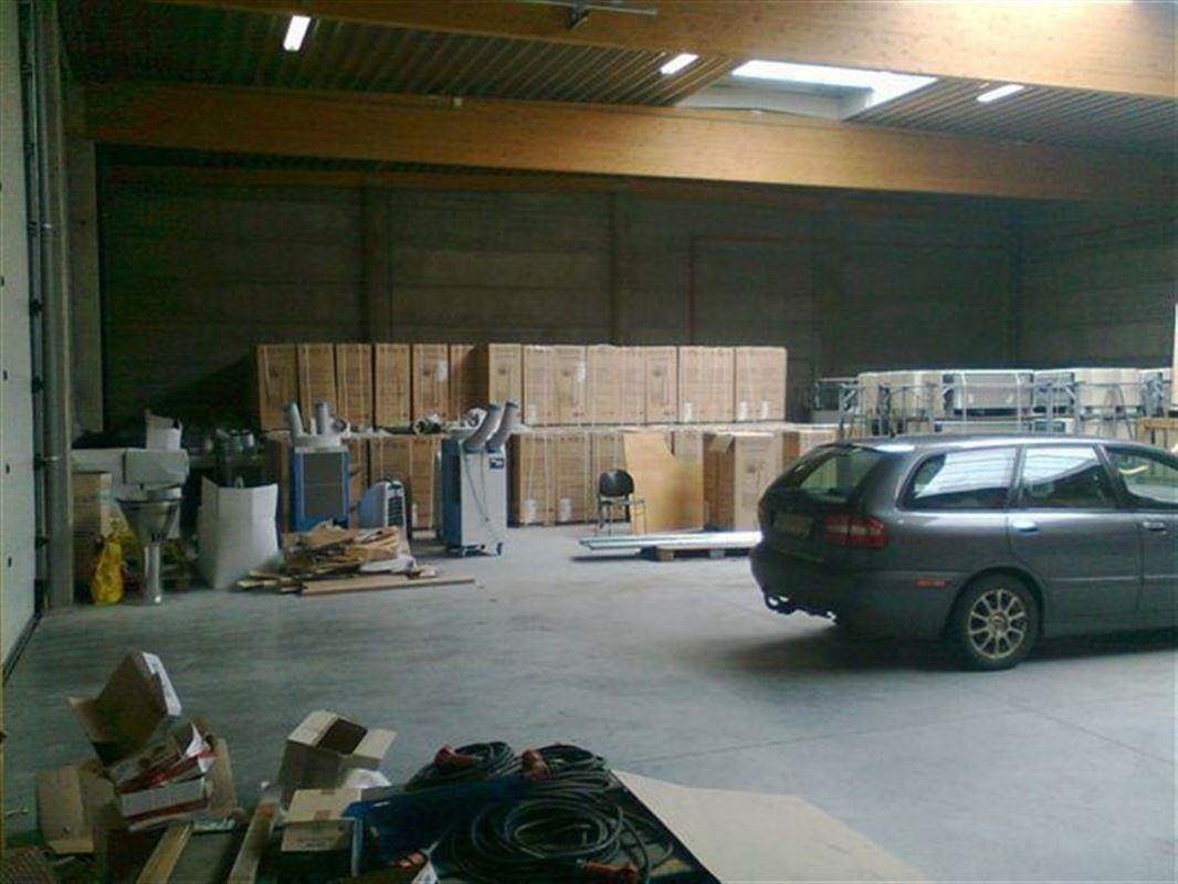 Foto 6 : Magazijn te 8587 SPIERE (België) - Prijs € 725.000