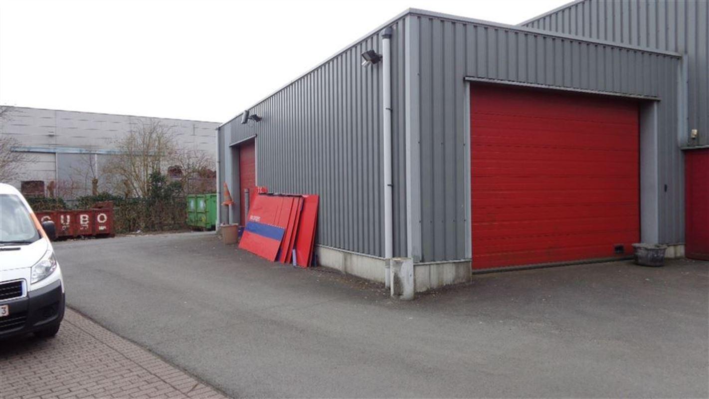 Foto 4 : Magazijn te 8510 MARKE (België) - Prijs € 9.500