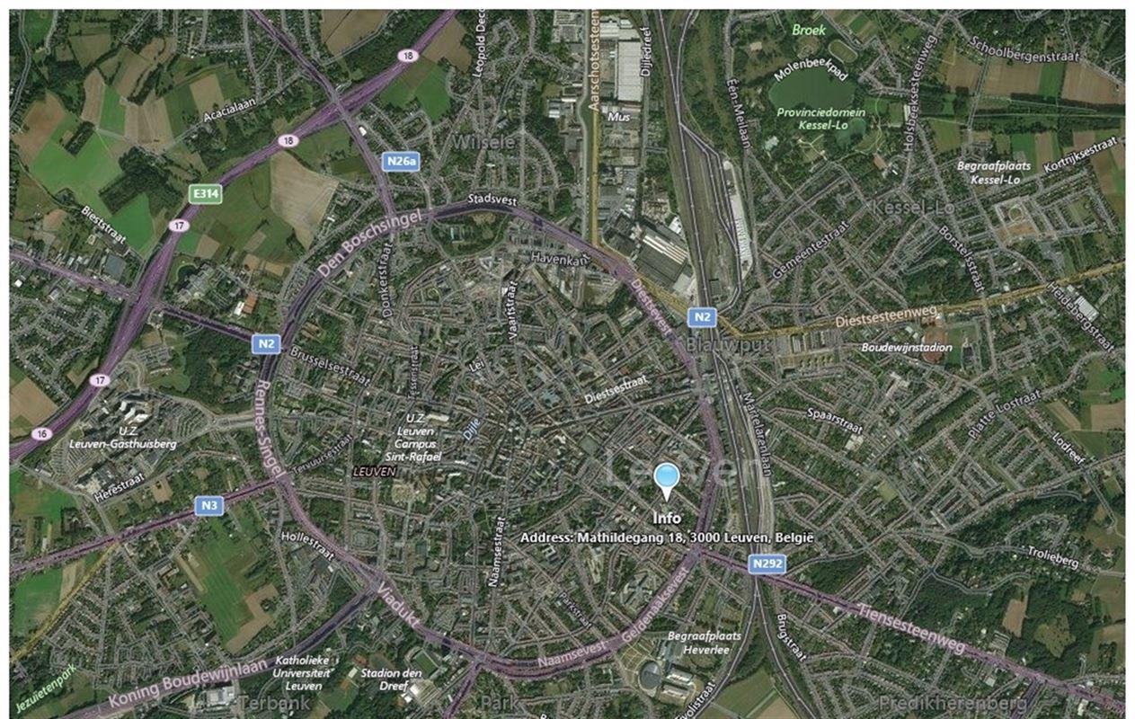 Foto 3 : Parkeerplaats te 3000 LEUVEN (België) - Prijs € 25.000