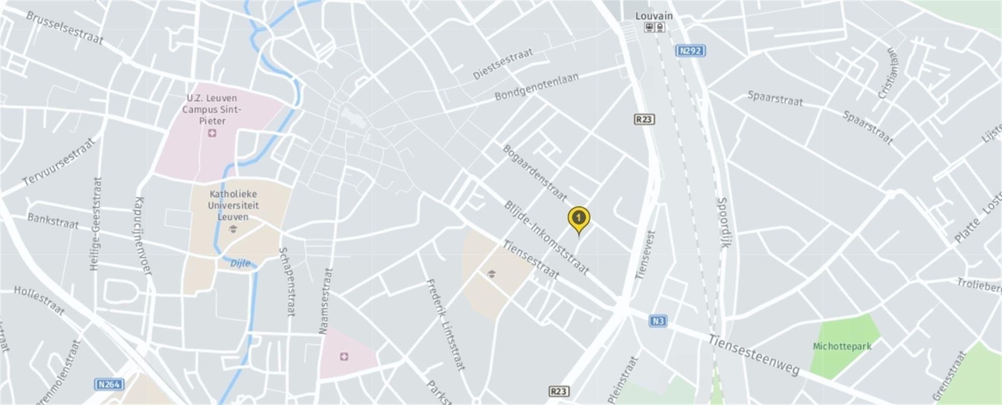 Foto 4 : Parkeerplaats te 3000 LEUVEN (België) - Prijs € 25.000