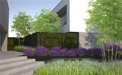 Foto 3 : Nieuwbouw 3 luxueuze nieuwbouwwoningen vlakbij het Afrikamuseum te TERVUREN (3080) - Prijs