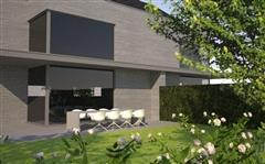 Foto 6 : Nieuwbouw 3 luxueuze nieuwbouwwoningen vlakbij het Afrikamuseum te TERVUREN (3080) - Prijs