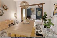 Image 2 : Maison villageoise à 5600 SURICE (Belgique) - Prix 105.000 €