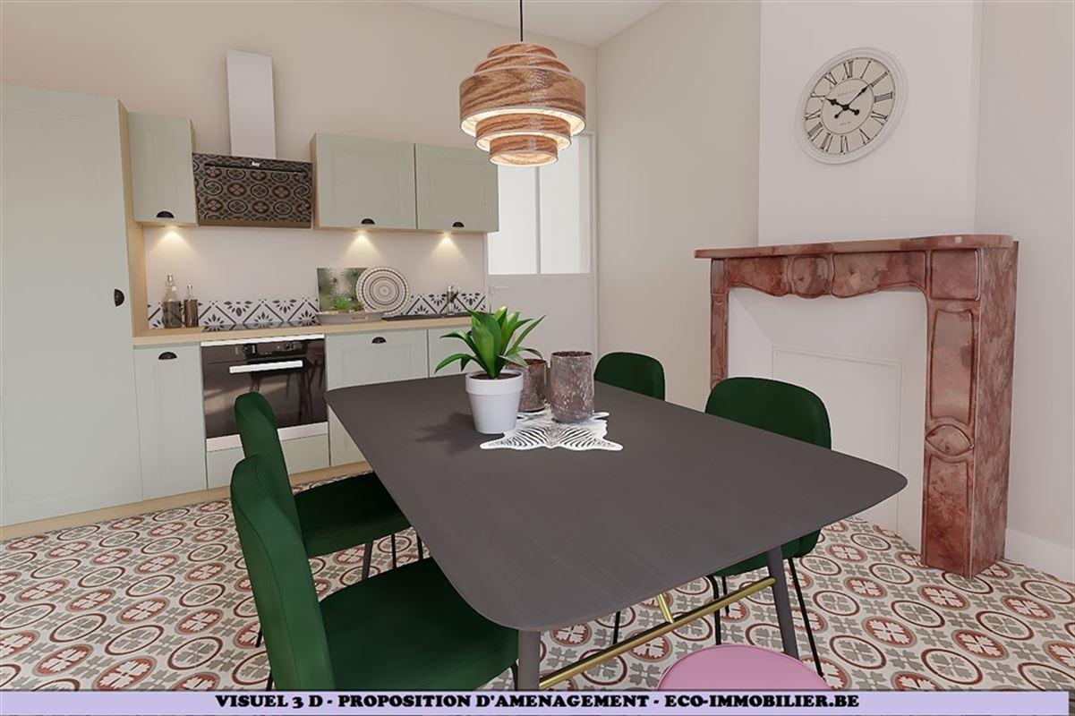 Image 5 : Maison villageoise à 5600 SURICE (Belgique) - Prix 105.000 €